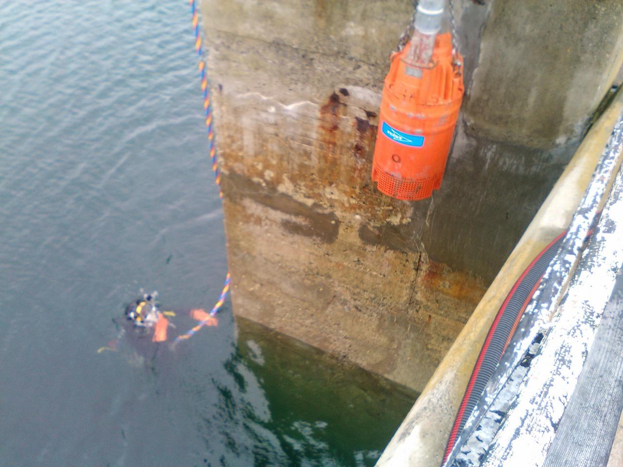 installation pompe traitement des eaux